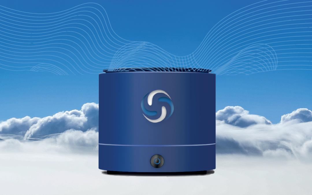 BreAth è il purificatore d'aria che non emette Ozono